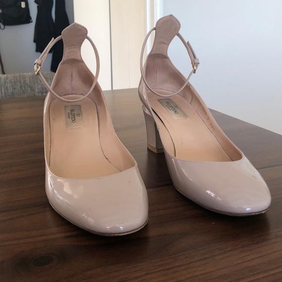 Valentino Tango Patent Leather Maryjane